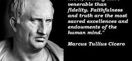 Cicero – Friend of Liberty