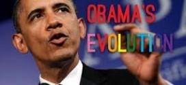 Obama Evolves