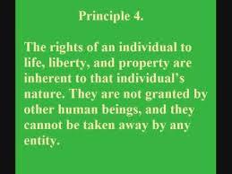 A Few Basics of Libertarianism