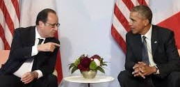President Hollande's Visit to the White House