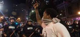 Rioting in Charlotte