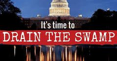 "It's Time to ""Drain the Swamp"""