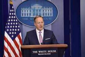 Sean Spicer's White House Press Briefing