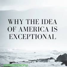 "The ""Idea"" of America"
