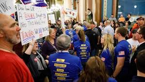 Time to Reform Public Sector Unions?