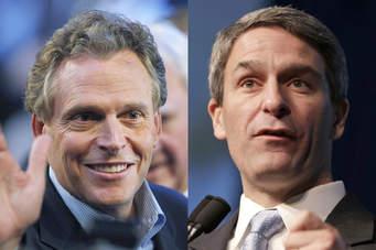 National Politics and the Virginia Gubernatorial Election