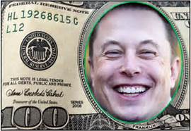 "Corporate ""Welfare King"" Elon Musk"