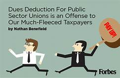 """Right to Work"" and Public Sector Unions"