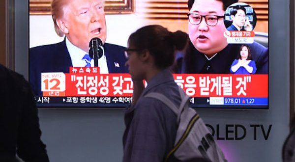 The Denuclearization of Norht Korea and Iran