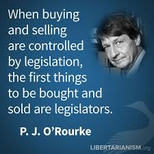 Big Government and Big Business Cronyism