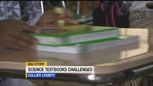 Does the Textbook Selection Process in Collier County Schools Comply with Florida Law?