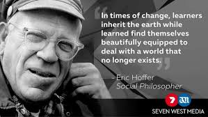 The Road Less Traveled: The Inspirational Life of Eric Hoffer