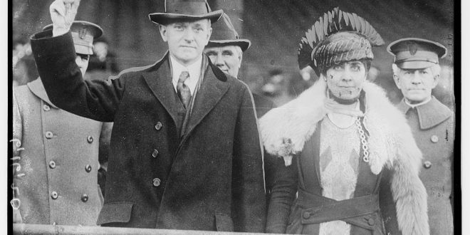 The Much-Maligned Presidency of Calvin Coolidge