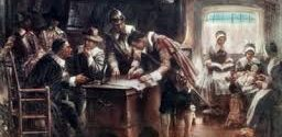 The Puritans' Failed Experiment with Socialism