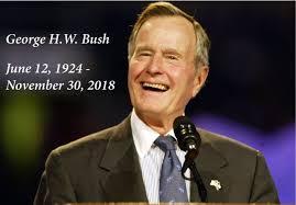 Celebrating the Life of President George H. W. Bush