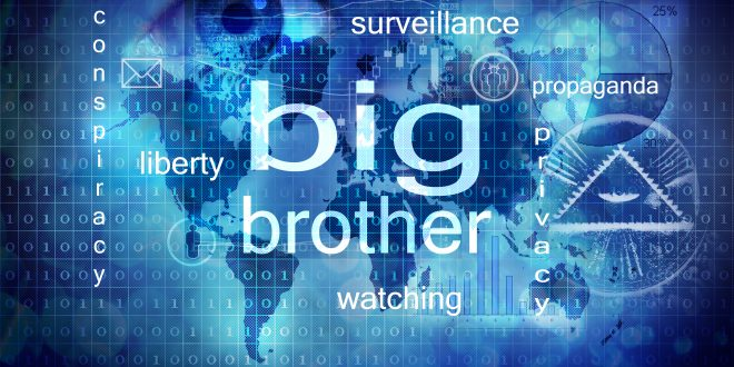 """Is """"Big Brother"""" Encroaching on Our Rights?"""